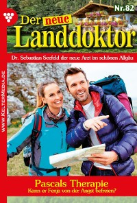 Cover Der neue Landdoktor 82 – Arztroman
