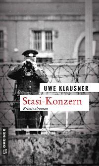 Cover Stasi-Konzern