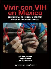 Cover Vivir con VIH en México