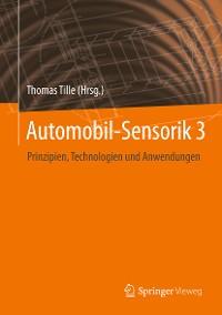 Cover Automobil-Sensorik 3