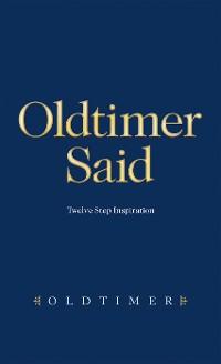 Cover Oldtimer Said