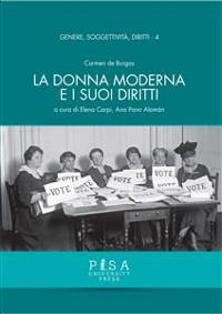 Cover La donna moderna e i suoi diritti