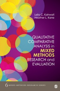Cover Qualitative Comparative Analysis in Mixed Methods Research and Evaluation
