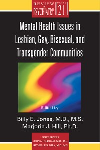 Cover Mental Health Issues in Lesbian, Gay, Bisexual, and Transgender Communities