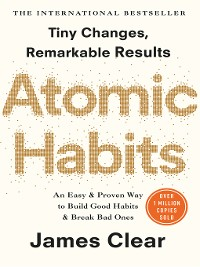 Cover Atomic Habits