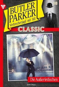 Cover Butler Parker Classic 38 – Kriminalroman