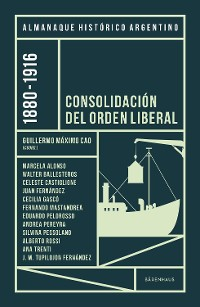Cover Almanaque Histórico Argentino 1880-1916