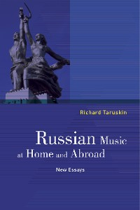 Cover Russian Music at Home and Abroad