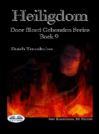 Cover Heiligdom (Door Bloed Gebonden Boek 9)