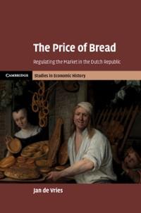 Cover Price of Bread