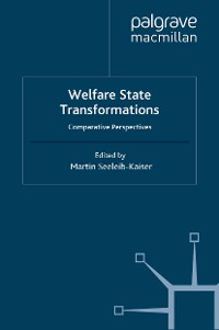 Cover Welfare State Transformations