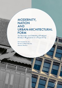 Cover Modernity, Nation and Urban-Architectural Form