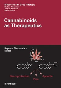 Cover Cannabinoids as Therapeutics