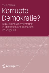 Cover Korrupte Demokratie?