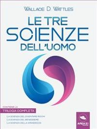 Cover Le tre scienze dell'uomo
