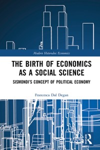Cover Birth of Economics as a Social Science