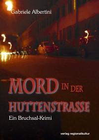 Cover Mord in der Huttenstraße