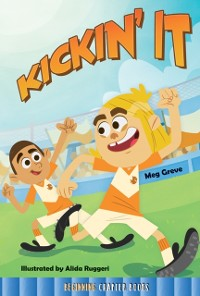 Cover Kickin' It