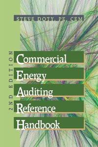 Cover Commercial Energy Auditing Reference Handbook 2nd Edition