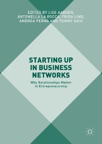 Cover Starting Up in Business Networks
