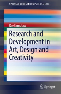 Cover Research and Development in Art, Design and Creativity