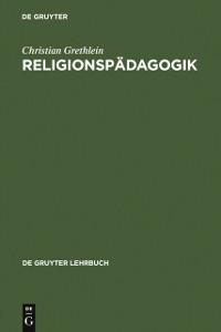 Cover Religionspadagogik