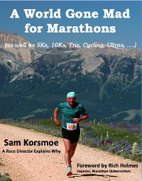 Cover A World Gone Mad for Marathons