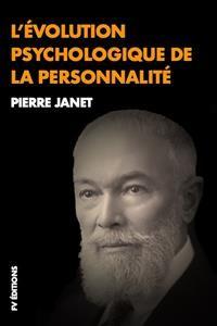 Cover L'évolution psychologique de la personnalité