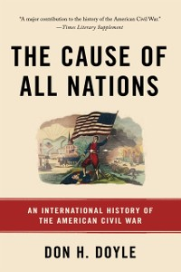 Cover Cause of All Nations