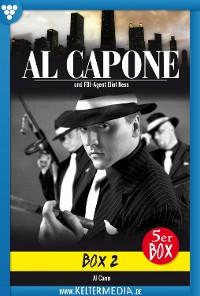 Cover Al Capone 5er Box 2 – Kriminalroman