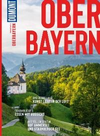 Cover DuMont BILDATLAS Oberbayern