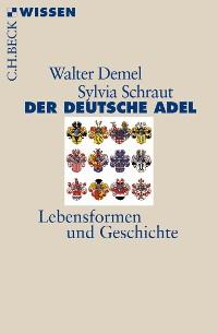 Cover Der deutsche Adel