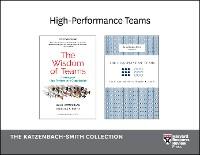 Cover High-Performance Teams: The Katzenbach-Smith Collection (2 Books)
