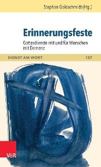 Cover Erinnerungsfeste