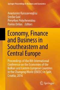 Cover Economy, Finance and Business in Southeastern and Central Europe