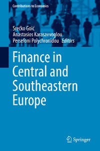 Cover Finance in Central and Southeastern Europe