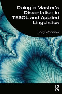 Cover Doing a Master's Dissertation in TESOL and Applied Linguistics