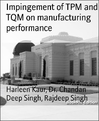 Cover Impingement of TPM and TQM on manufacturing performance
