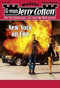 Cover Jerry Cotton 3305 - Krimi-Serie