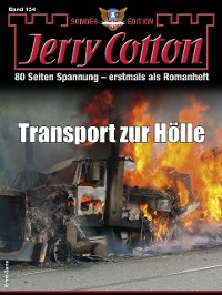 Cover Jerry Cotton Sonder-Edition 154 - Krimi-Serie