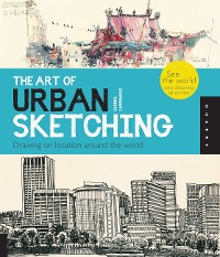 Cover The Art of Urban Sketching