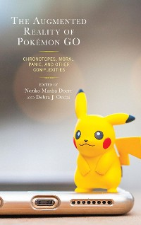 Cover The Augmented Reality of Pokémon Go