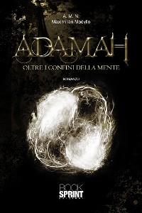 """Cover Adamah - """"Oltre i confini della mente"""""""