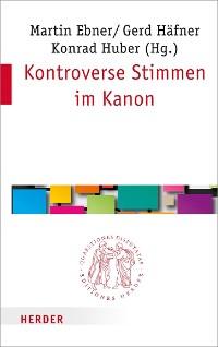 Cover Kontroverse Stimmen im Kanon