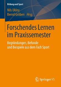 Cover Forschendes Lernen im Praxissemester