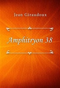 Cover Amphitryon 38