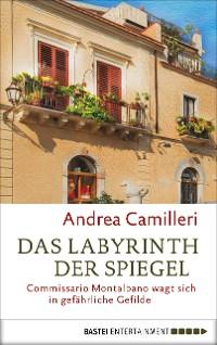 Cover Das Labyrinth der Spiegel