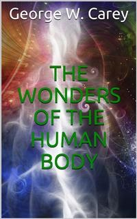 Cover The wonders of the human body