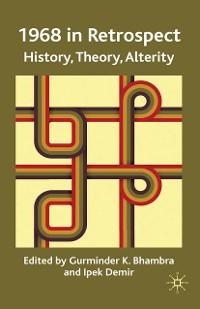 Cover 1968 in Retrospect
