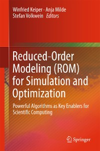 Cover Reduced-Order Modeling (ROM) for Simulation and Optimization